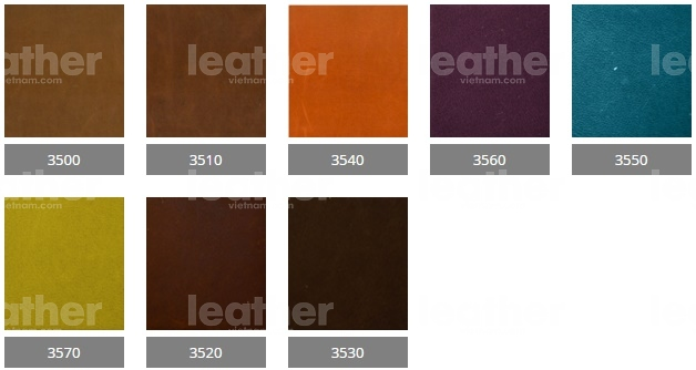 New Lancaster color card